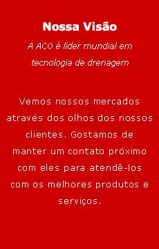Visão_ACO Drenagem