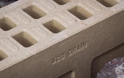 Concreto Polímero_canaleta de drenagem_canal de drenagem