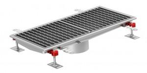 Canal higiênico modelo box ACO