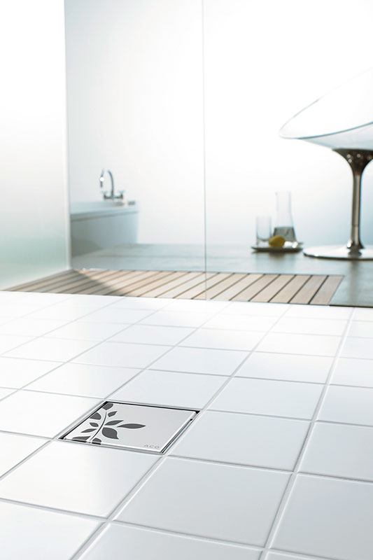 banheiros e áreas molhadas
